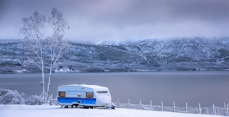 winterizing an rv